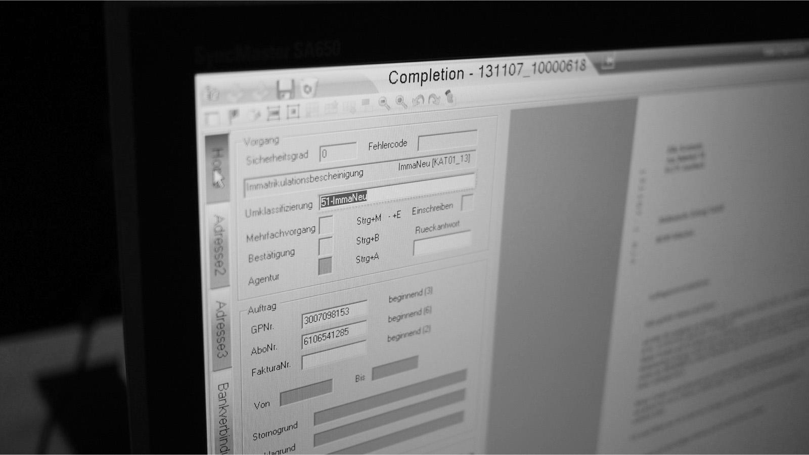 digitaler Rechnungseingang Komplettlösungen