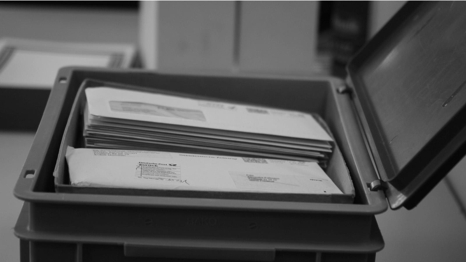 digitaler Rechnungseingang - kleine Rechnungsvolumina
